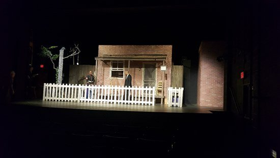 Theatre News:  'Fences' at Bowie Community Theatre postponed