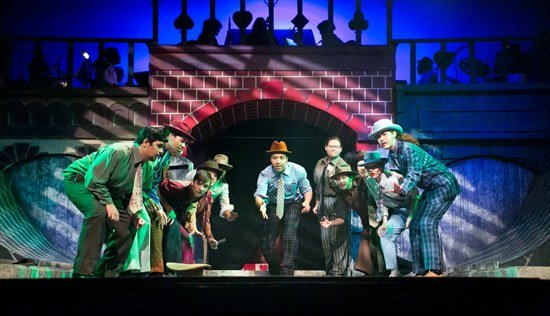 Cappies Review: 'Guys and Dolls' at Glenelg Country School