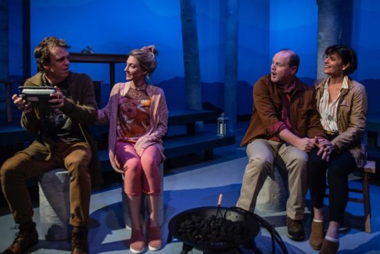 Theatre Review: 'The Realistic Joneses' at Spooky Action Theater
