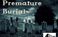 "Audio Review: ""The Premature Burial"" by the Poe Theatre on the Air, Streaming at WYPR, Baltimore"