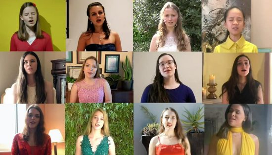 News: 12 Classical Crossover Singers Record a Video That Gives Hope to All