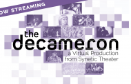 Theatre Review: 'The Decameron: Day 1,' a series of 30 short movement pieces streaming by Synetic Theater