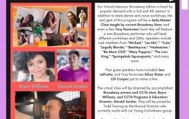 News: CCTA Brings Broadway To Its Summer Camp