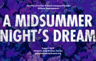 Theatre News: 'A Midsummer's Night Dream' by City of Fairfax Theatre Company