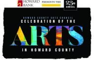 Benefit Raises Dollars and Spirits Online: Celebration of the Arts in Howard County