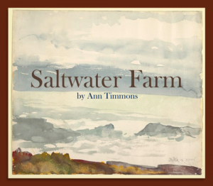 Theatre Review: 'Saltwater Farm, Act One' streaming by the Pipeline Playwrights and Metro Stage