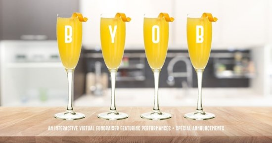 Theatre News: Monumental Theatre Company to Present              BYOB a Virtual Fundraiser
