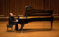 Concert Review: 'Pianists Kirill Gerstein and Garrick Ohlsson' at Shriver Concert Hall Series
