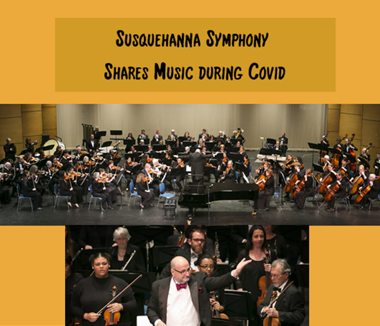 Music News: Susquehanna Symphony Shares Music During Covid