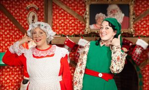 Theatre Review: 'A Drifty Holiday,' streaming from Swift Creek Mill Theatre