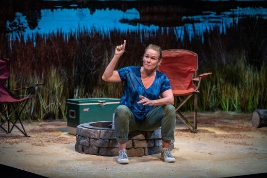Theatre Review: 'Throw Me on the Burnpile and Light Me Up' at Round House Theatre