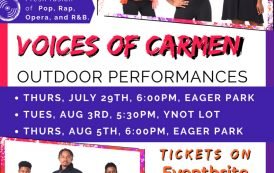 News: Teen Musical/Opera Expands Job Training and SEL Program Nationally, Dance & Bmore presents 'Voices of Carmen'
