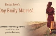 News: Quotidian Theatre Company Presents Its Final Production, 'The Day Emily Married'