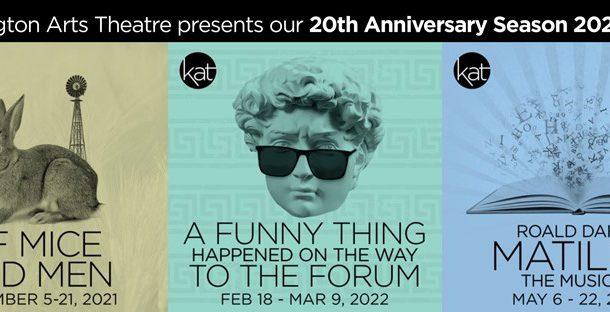 News: Kensington Arts Theatre Announces 20th Anniversary Season