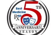 News: Best Medicine Rep Announces Titles for Fifth Anniversary Season