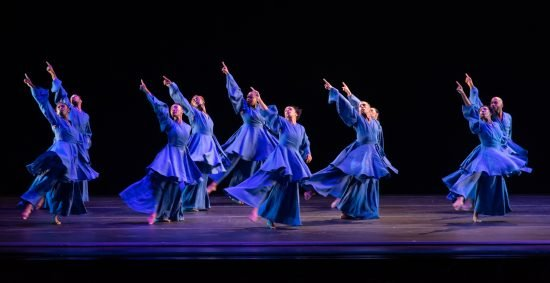 Dance Review: Ronald K. Brown/EVIDENCE at the Kennedy Center Lifts Your Spirits