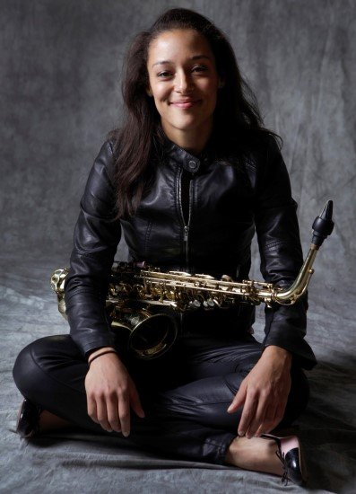 'A Quick 5' with Vanessa Collier, Blues Saxophonist, Singer, and Songwriter